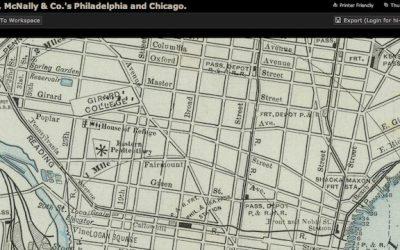 historic philadelphia maps
