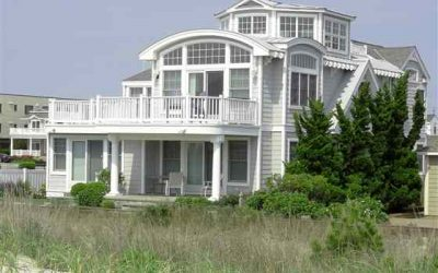 Satisfy your craving for summer with a glimpse inside this Stone Harbor beachfront property.