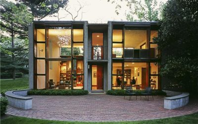 Chestnut Hill Living: An architectural stunner at 204 Sunrise Lane.