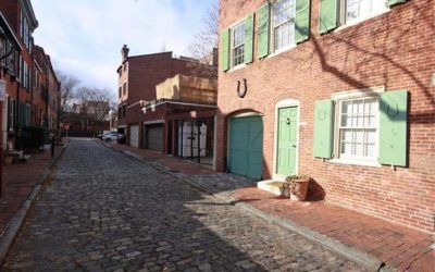 philadelphia carriage houses