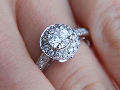 Getting Some Engagement Rings
