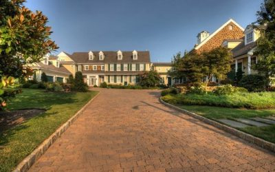 No one will be bored in this sprawling Moorestown mansion for sale.