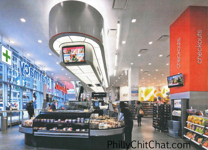 Crazy Special Walgreen S At Old Borders On Broad Street Will Open In July Philadelphia Magazine