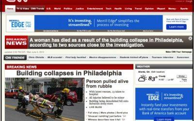 building collapse philadelphia