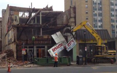 philadelphia building collapse demo