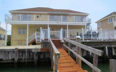 bayfront stone harbor home