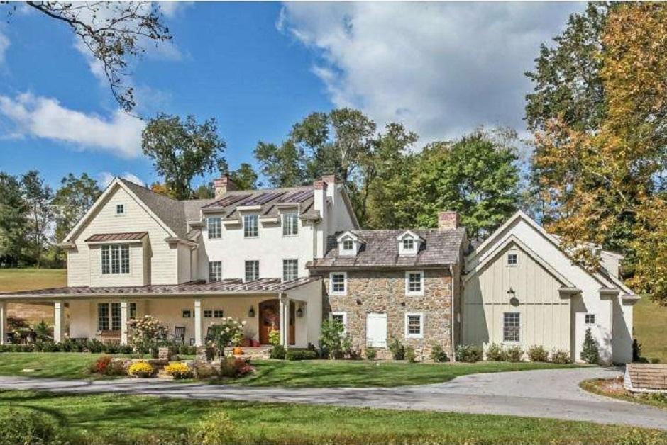 Top Pennsylvania Farmhouse Style Most Valued