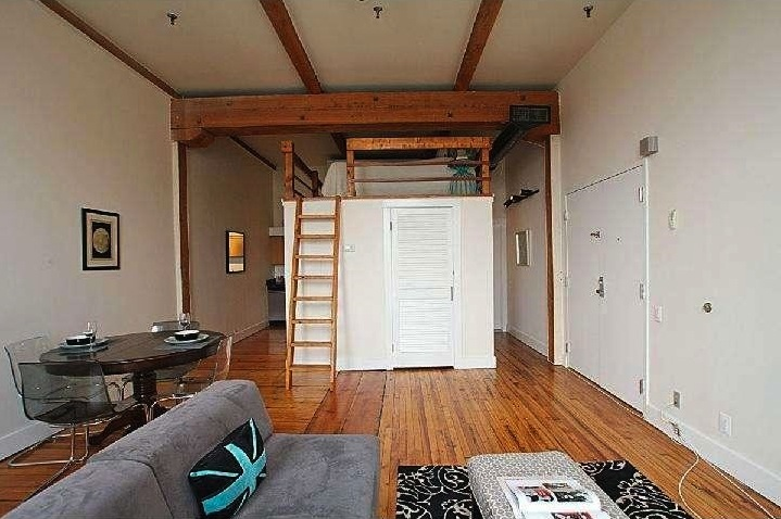 adorable loft condo good things small packages you know the