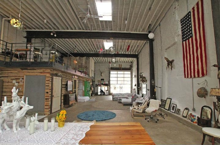 Sold Doub Hanshaw S Incredible Free People Garage Loft