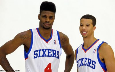 Nerlens Noel and Michael Carter-Williams