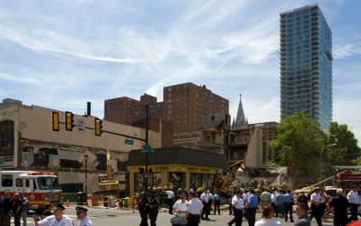 Philadelphia Building Collapse