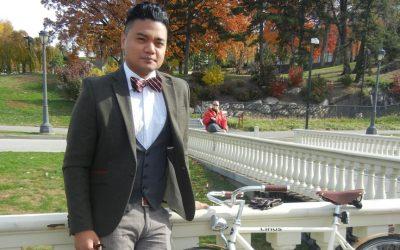 Tim Quirino, Tweed Ride 2013