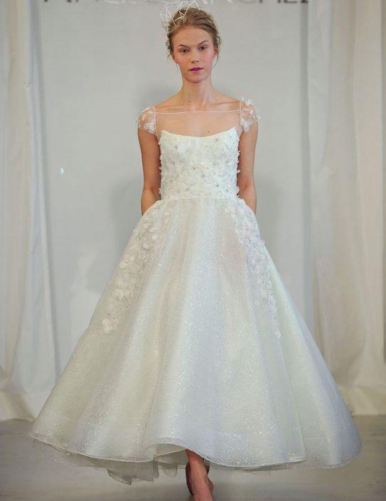 33 Cap-Sleeved Wedding Dresses | Spring 2014 Wedding Gowns | Bridal ...