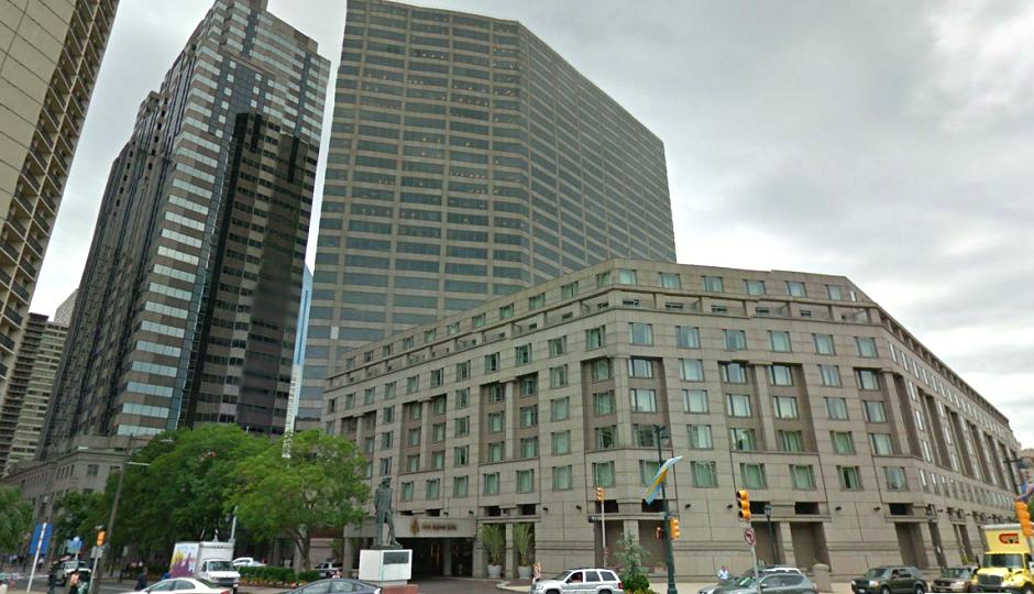 Hotels Near Benjamin Franklin Parkway Philadelphia