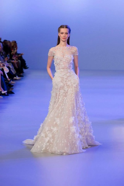These Gowns from Elie Saab\'s Spring 2014 Couture Collection Would ...