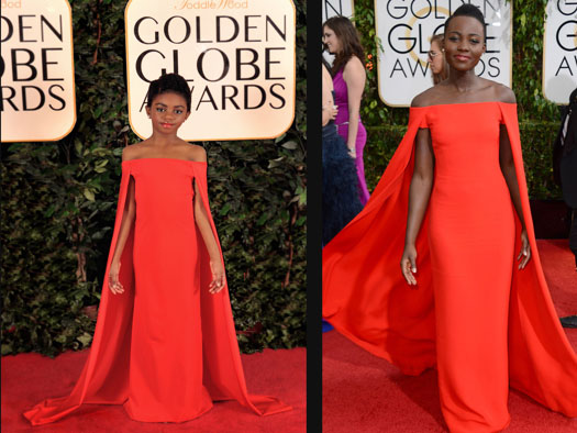 You Need To See This Toddlewood Recreates Red Carpet Looks