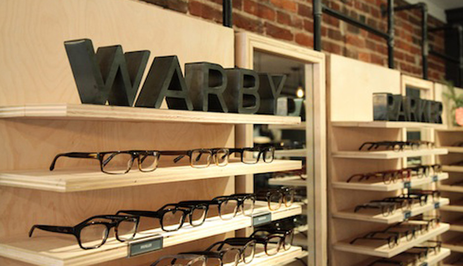 776f848508 Though Warby Parker opened its first Philly storefront just a few months  ago