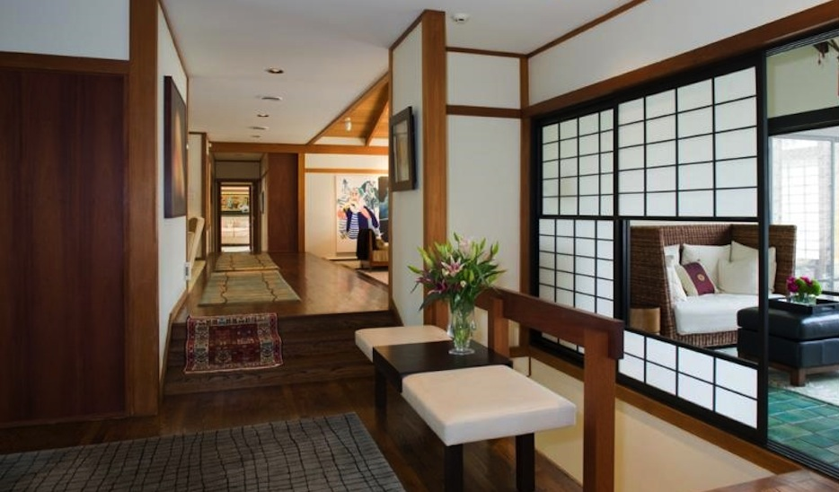 Sold Unique Japanese Inspired Home In Villanova Fetches