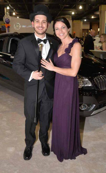 Philadelphia Auto Show Black Tie Gala Philadelphia Magazine - Black tie event philadelphia car show