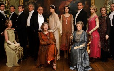 Downton Abbey's Season Four Fashion