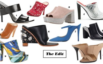 10 Best Mules For Spring