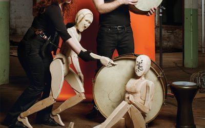 Philadelphia Puppet Show Gesualdo, in Heaven