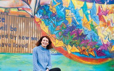Philadelphia Mural Arts Program Jane Golden