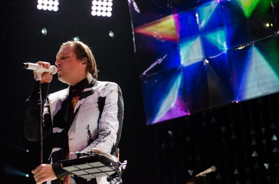 concert review arcade fire at philly s wells fargo center ticket