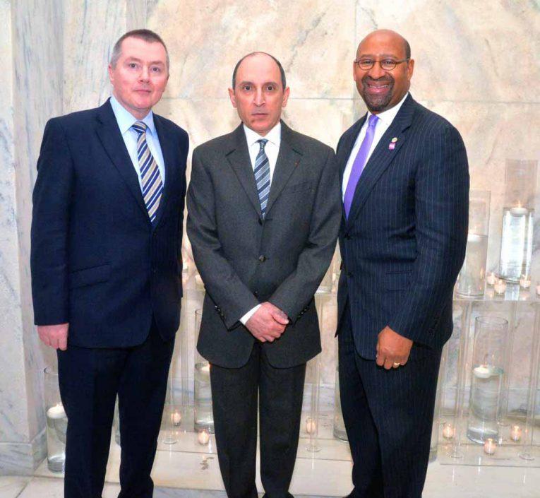 Qatar Airways Philadelphia Launch Gala