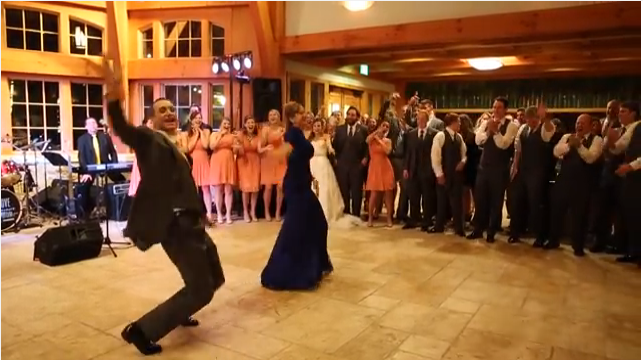 VIDEO: This Has Got to Be the Most Fun Mother-Son Wedding Dance Ever ...