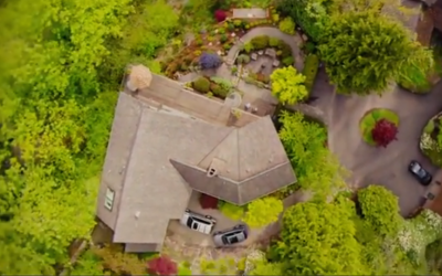 drone real estate video