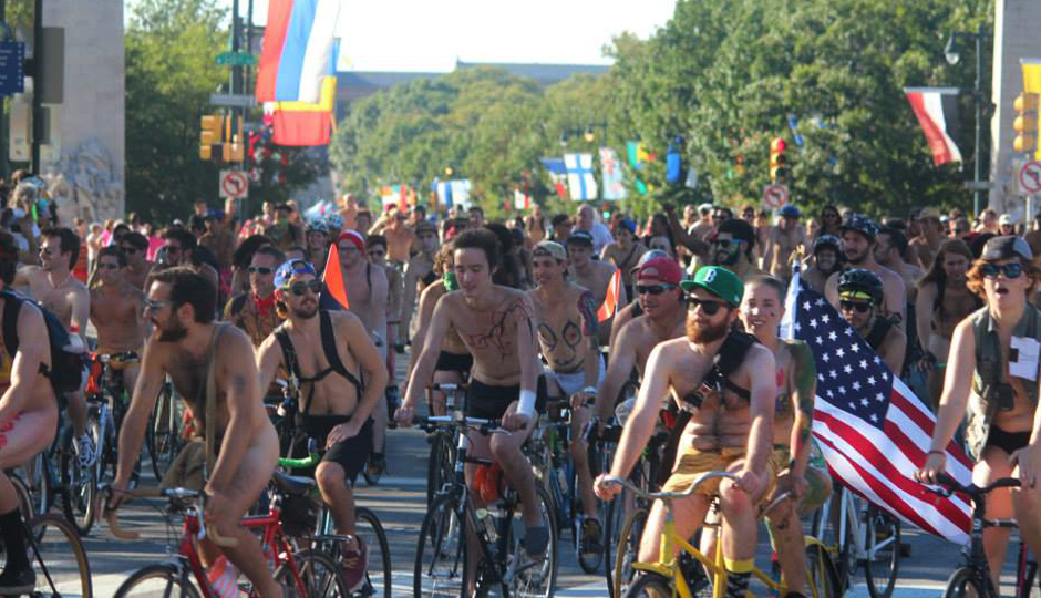 Date Announced For 2014 Philly Naked Bike Ride-6378