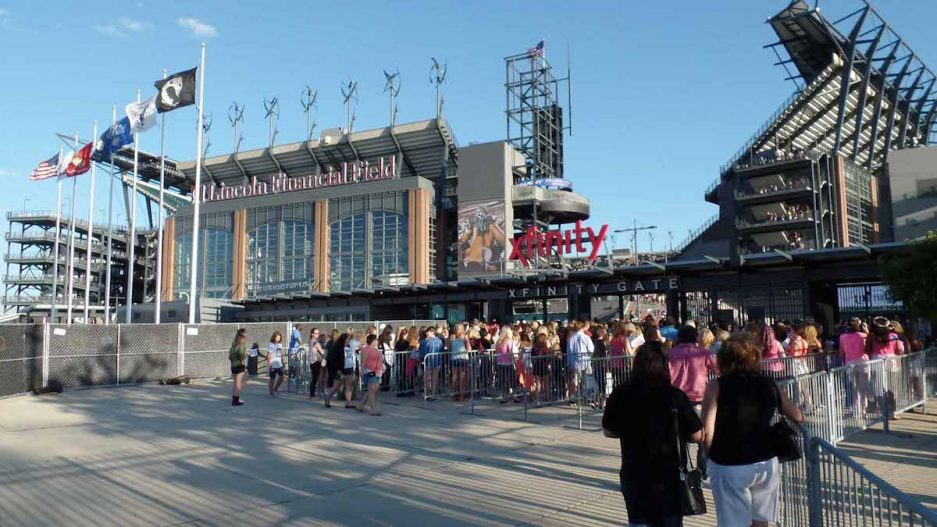 Where Is One Direction Staying in Philadelphia? | Ticket