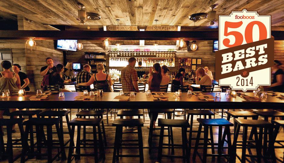It's the 2014 50 Best Bars in Philadelphia