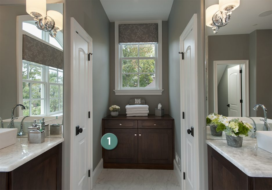 Second Floor Master Bathroom Philadelphia Magazine