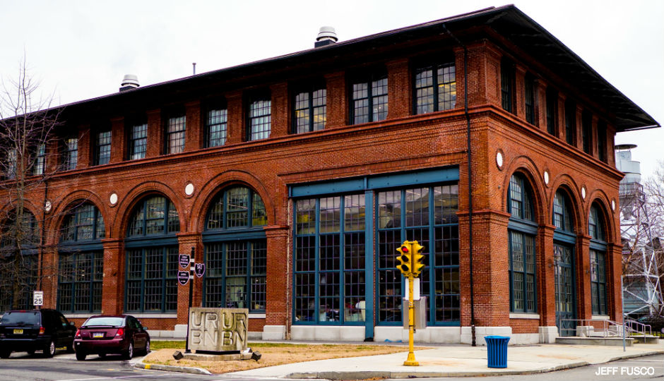 One of the buildings at the South Philadelphia HQ of Urban Outfitters.