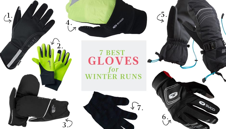 reviews 7 best winter running gloves be well philly