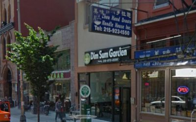 patrons at chinatown restaurant dine blast and dash - Dim Sum Garden Philadelphia