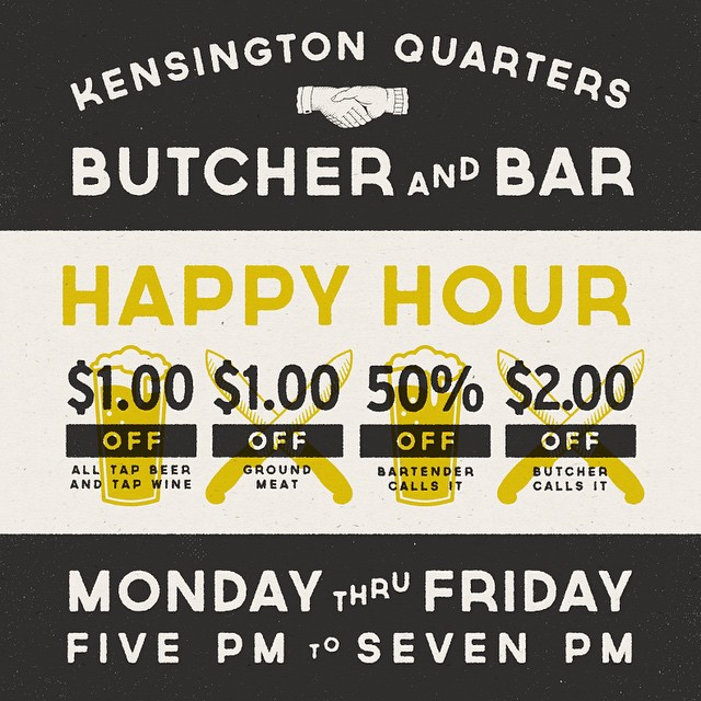 The Happiest Of Hours At Kengington Quarters
