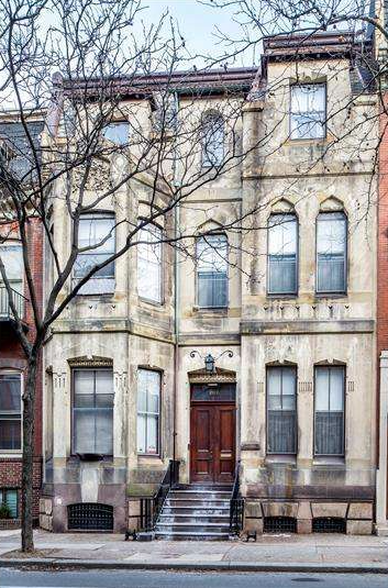 Just Listed Spruce Street Mansion Designed By Frank Furness