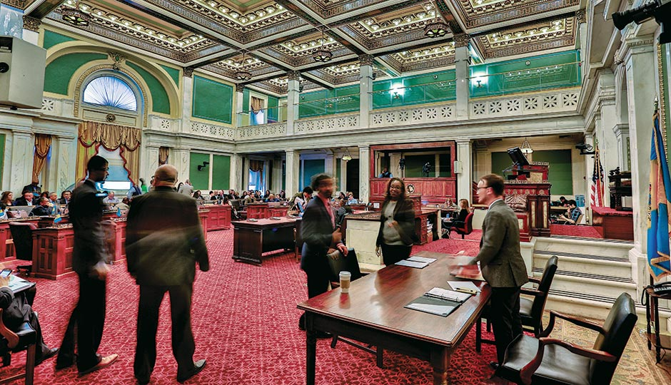A quiet coup in city hall - Interior design jobs philadelphia ...