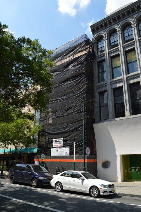 New life for the philadelphia blueprint company on chestnut street renderings 725 chestnut street malvernweather Choice Image