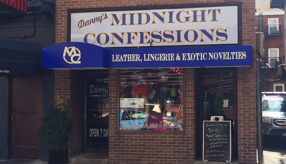 Sex shops and philadelphia