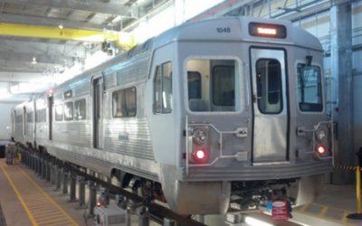 PATCO train