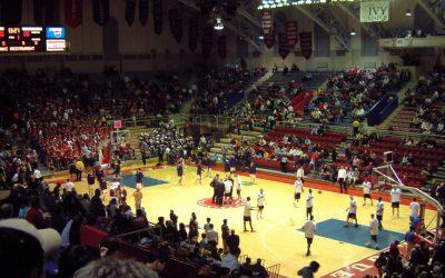 The Palestra - Penn vs. Saint Joseph's