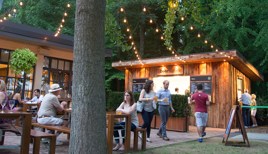 Longwood Opens New Beer Garden Brew Lovers Rejoice Philadelphia