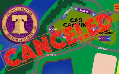 Francis Fields Campground - canceled