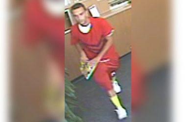 Broad Street Bank Robber