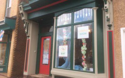 EAT Cafe storefront