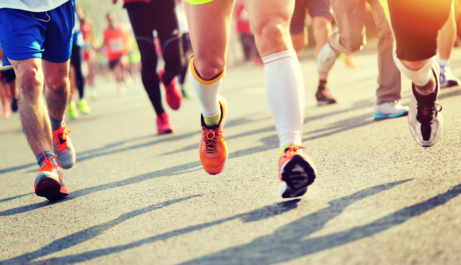 Finding Similarities Between Running and Life